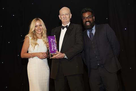 Industrial Agency Team of the Year Sponsored by Delin